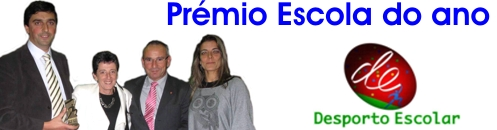 prémio escola do ano